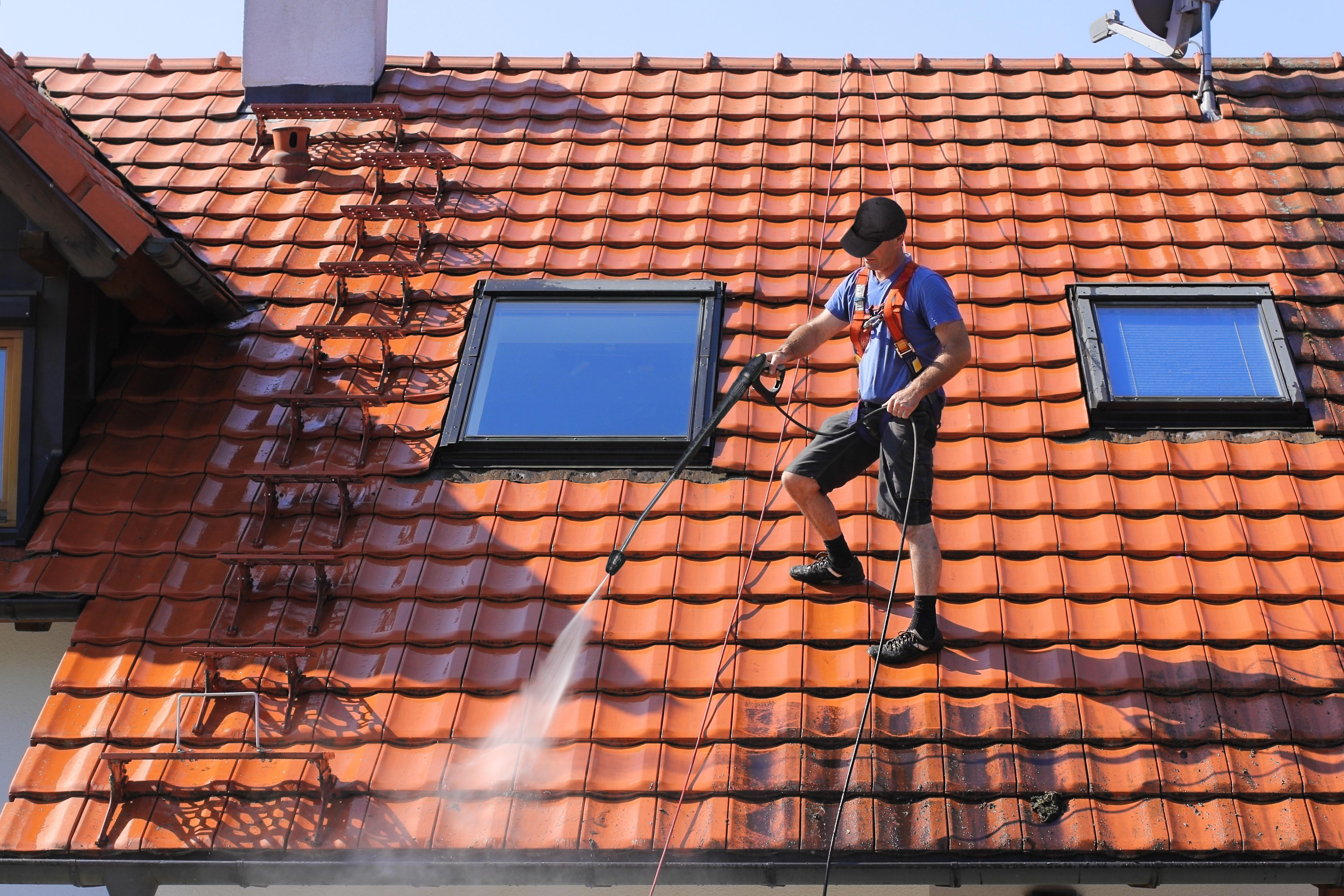 Entreprise experte en rénovation et nettoyage de toiture | Woodtech