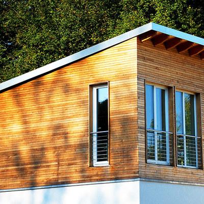 Modification de la toiture