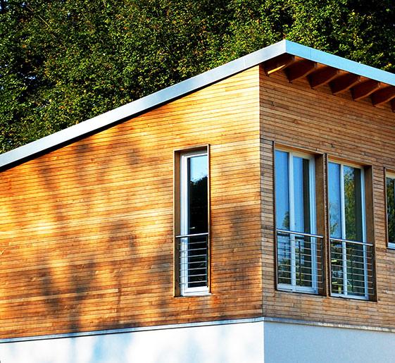 Surélévation / extension bois